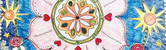 My First Mandala Doodle