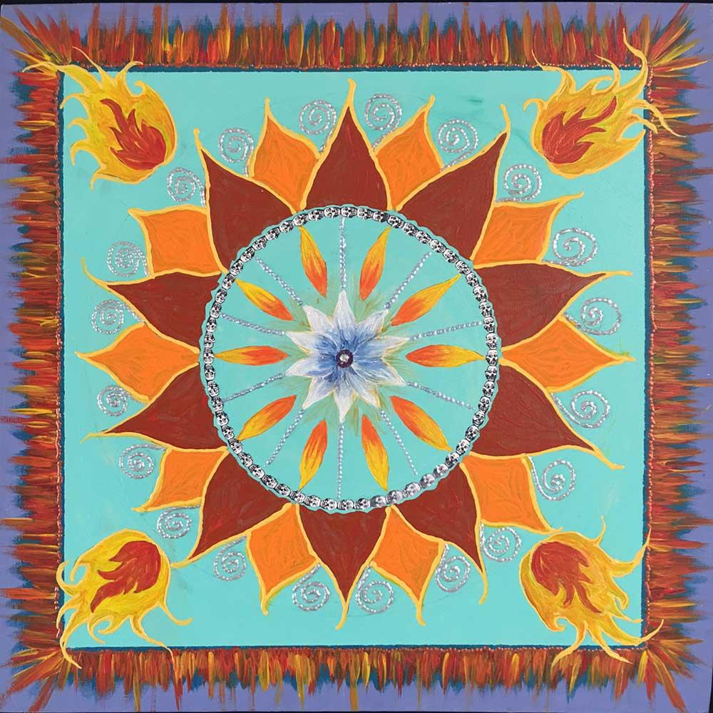 Fire Mandala