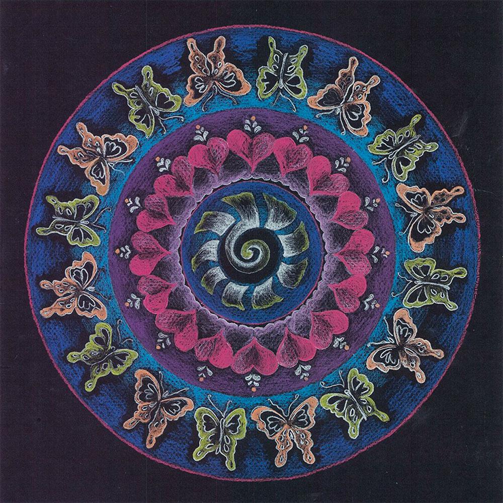 Joyful Expression Mandala
