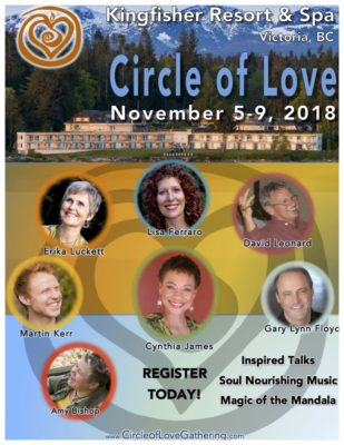 Circle of Love Gathering-Vancouver Island, BC Canada