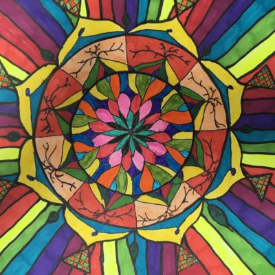 Magical Mandala Doodles Workshop June 1- 2019