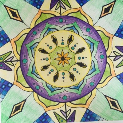 Mandala Doodles Workshop January 16, 2020