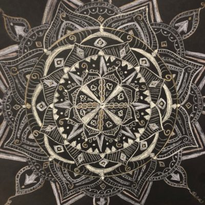 Mandala Doodles Workshop January 26, 2020