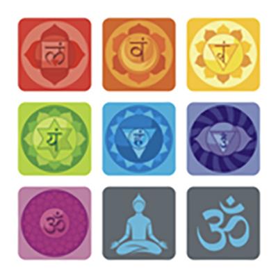 Chakra Mandala Doodles Workshop October 27- 2019