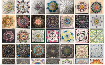 Online Mandala Doodles Class Launch Date